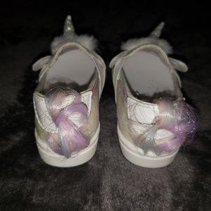 Cat & Jack Shoes - Unicorn Shoes! Toddler Size 6